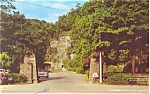 Watkins Glen State Park NY Main Entrance Postcard p5866