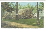 Fort George Lake George NY Early Postcard p5871