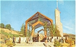 Click here to enlarge image and see more about item p5956: Rancho Palos Verdes, CA Wayfarer's Chapel