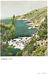 Click here to enlarge image and see more about item p5963: California Coast Real Photo Postcard