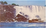 Click here to enlarge image and see more about item p5997: New Maid of the MIst Postcard