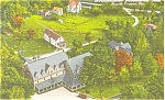Strickland's Mountain Inn PA  Postcard