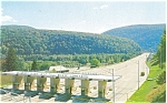 Delaware Water Gap Bridge Postcard