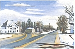 Click here to enlarge image and see more about item p6068: Tolland CT Tolland Green Postcard