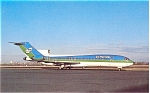 Air Florida Boeing 727 Postcard p6092