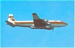Butler Aircraft Co.,DC-7Postcard