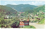 Deadwood SD Postcard p6149
