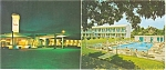 The Charles  Motor Inn, Hyannis MA Postcard