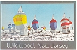 Wildwood  NJ Sailing on South Jersey Shore p6248