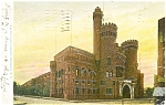 Click here to enlarge image and see more about item p6272: 13th Regiment Armory in Brooklyn NY p6272