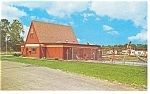 Click here to enlarge image and see more about item p6533: Crawfordsville IN  KOA Kampground Postcard p6533