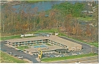 Norfolk VA  Holiday Inn Postcard p6553