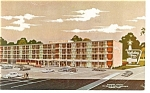 Staunton, VA  Holiday Inn Postcard