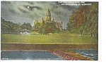 Click here to enlarge image and see more about item p6622: Hartford, CT, State Capitol Postcard