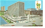 Rochester, NY Holiday Inn Downtown Postcard