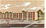 Staunton, VA, Holiday Inn  Postcard