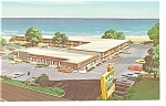 Norfolk  VA Holiday Inn Postcard p6692