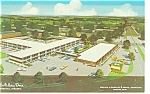 Norfolk VA Holiday Inn Midtown Postcard p6693
