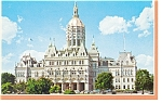 Click here to enlarge image and see more about item p6819: Hartford CT State Capitol  Postcard p6819