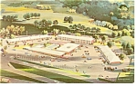 Tulsa OK Holiday Inn West Postcard p6824