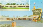 Holiday Inn of Allendale SC Postcard p6825