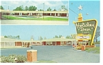 Allendale  SC Holiday Inn Postcard p6875