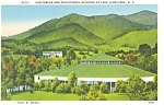 Lake Junaluska, NC, Auditorium Postcard