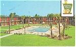 Florence SC Holiday Inn Postcard p6925