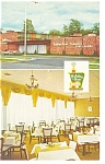 Saratoga Springs NY The Holiday Inn Postcard p6939