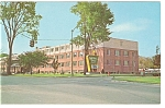 Watertown NY The Holiday Inn Downtown Postcard p6945
