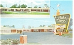 Allendale SC  Holiday Inn  Postcard p6950