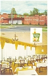 Saratoga Springs, NY, Holiday Inn Postcard