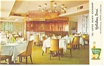 Fayetteville NC Holiday Inn Copper Hearth Postcard p6973