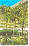 Click here to enlarge image and see more about item p7125: Beverly Hills CA Beverly Hills Hilton Postcard p7125