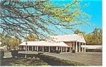 Williamsburg, VA, Lord Paget Motor Inn Postcard