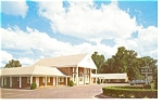 Williamsburg, Virginia, Lord Paget Motor Inn Postcard