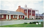 Richmond VA Princess Lee Motel Postcard p7221