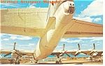 Click here to enlarge image and see more about item p7266: B-36 Peacemaker Bomber Postcard