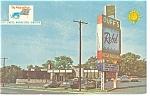Winchester, VA, Duff's Quality Court Motel Postcard