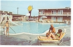 Winchester VA Quality Court Motel East Postcard p7304