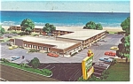 Norfolk, VA, The Holiday Inn Ocean View Postcard