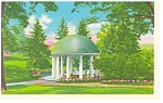 White Sulphur Springs, WV  Postcard