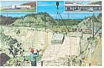 Click here to enlarge image and see more about item p7513: Barre VT Rock of Ages Quarry Postcard p7513
