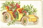 Vintage Automobile Postcard Divided Back