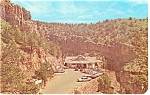 Click here to enlarge image and see more about item p7570: Cave of the Winds Co Postcard p7570 Vintage Cars