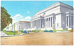 Click here to enlarge image and see more about item p7636: Washington DC Constitution Ave Postcard p7636