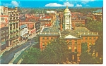 Hartford, CT, Old State House Postcard