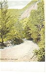 Click here to enlarge image and see more about item p7673: Camden Maine Turnpike Ledges Postcard p7673