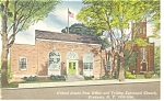 Fredonia, NY  Post Office Postcard