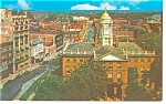 Hartford, Connecticut, Old State House Postcard